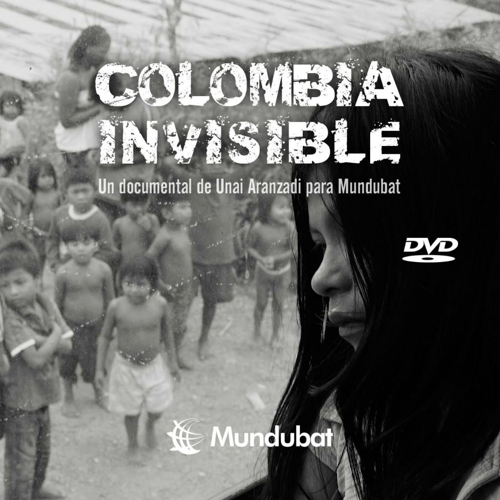 Colombia Invisible - Galleta DVD