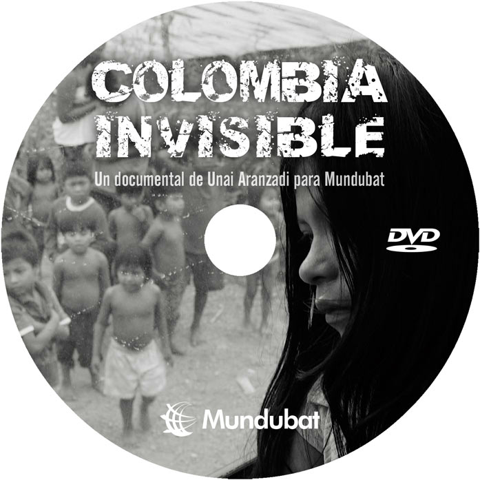 Colombia Invisible - Galleta DVD (2)