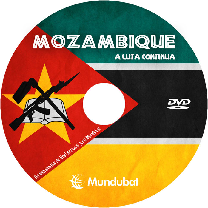 Mozambique - Galleta DVD